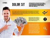 Financial Success Stages Concept Diagram#7