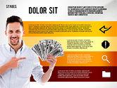 Financial Success Stages Concept Diagram#8