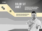 Financial Success Stages Concept Diagram#9