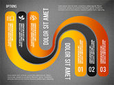Curved Ribbon Options Shapes#16