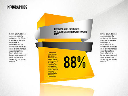 Infographics with Icons Toolbox, 02420, Infographics — PoweredTemplate.com