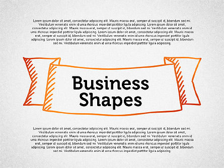 Shapes: Character and Business Shapes #02430