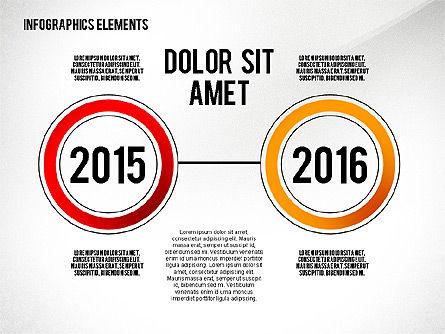 Years Infographics, Slide 2, 02436, Infographics — PoweredTemplate.com