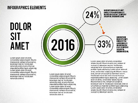 Years Infographics, Slide 4, 02436, Infographics — PoweredTemplate.com