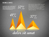 Geometrical Business Shapes#11