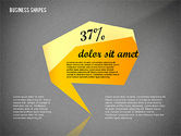 Geometrical Business Shapes#12