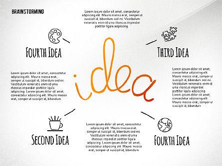Brainstorming Shapes Slide 2