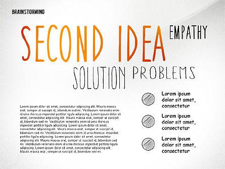 Brainstorming Shapes Slide 4