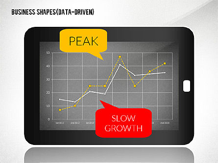 Data Driven Presentation with Gadgets, Slide 3, 02447, Data Driven Diagrams and Charts — PoweredTemplate.com
