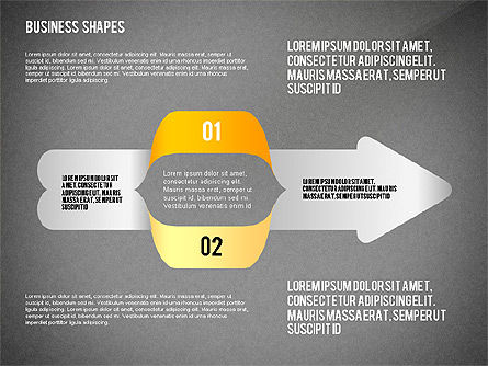 Process and Stages Toolbox, Slide 9, 02448, Process Diagrams — PoweredTemplate.com