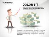 Presentation Templates: Presentation Template with Character #02454