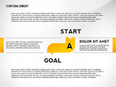 Stage Diagrams: Set Start Reach Goal Toolbox #02457