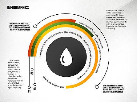 Infographics with Globe Slide 2