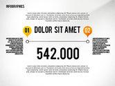 Infographics with Globe#3