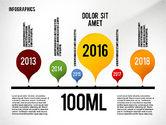 Infographics with Globe#5