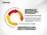 Infographics with Globe#7