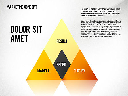 Marketing Presentation Template, Slide 6, 02467, Presentation Templates — PoweredTemplate.com