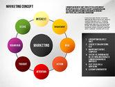 Presentation Templates: Marketing Presentation Template #02467