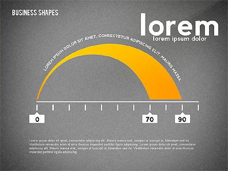Infographics Diagrams Toolbox, Slide 11, 02475, Infographics — PoweredTemplate.com
