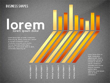 Infographics Diagrams Toolbox, Slide 12, 02475, Infographics — PoweredTemplate.com