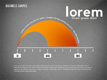 Infographics Diagrams Toolbox, Slide 13, 02475, Infographics — PoweredTemplate.com