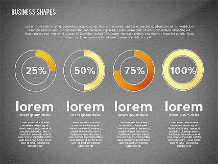 Infographics Diagrams Toolbox, Slide 16, 02475, Infographics — PoweredTemplate.com