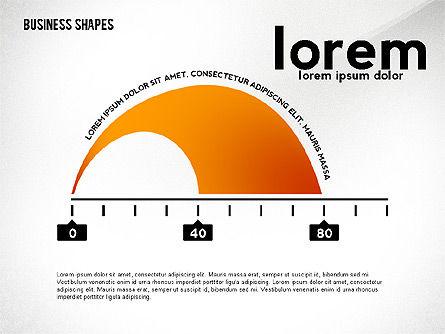 Infographics Diagrams Toolbox, Slide 5, 02475, Infographics — PoweredTemplate.com
