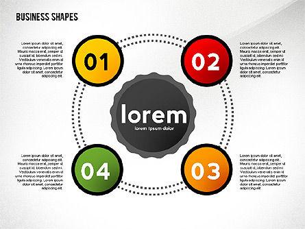 Infographics Diagrams Toolbox, Slide 7, 02475, Infographics — PoweredTemplate.com