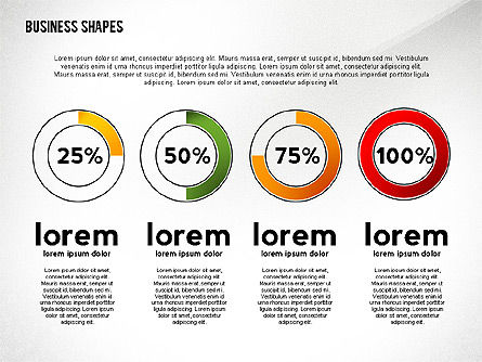 Infographics Diagrams Toolbox, Slide 8, 02475, Infographics — PoweredTemplate.com