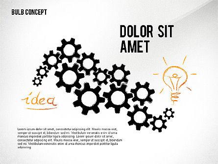 Idea Bulb Concept Slide 2