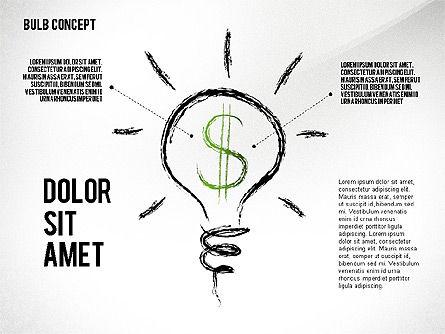 Idea Bulb Concept Slide 3
