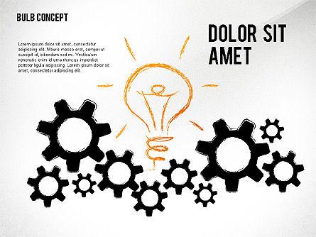 Idea Bulb Concept Slide 4