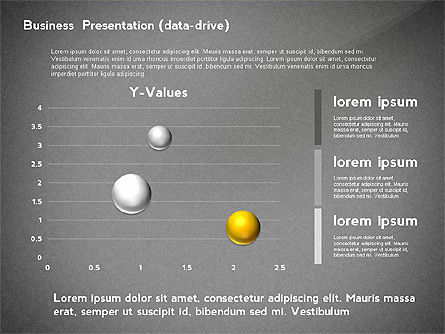 Business Networking Presentation Template, Slide 12, 02479, Presentation Templates — PoweredTemplate.com