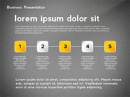 Business Networking Presentation Template, Slide 13, 02479, Presentation Templates — PoweredTemplate.com