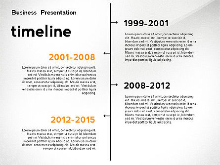 Business Networking Presentation Template, Slide 2, 02479, Presentation Templates — PoweredTemplate.com
