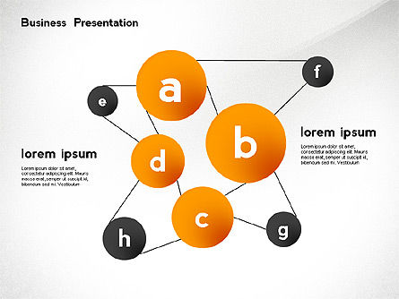 Business Networking Presentation Template, Slide 3, 02479, Presentation Templates — PoweredTemplate.com