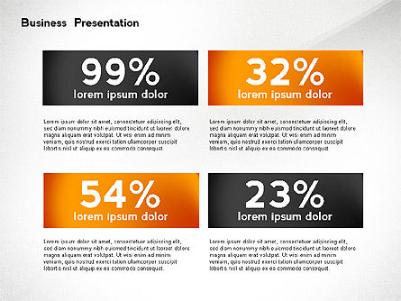 Business Networking Presentation Template, Slide 7, 02479, Presentation Templates — PoweredTemplate.com