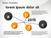Presentation Templates: Business Networking Presentation Template #02479