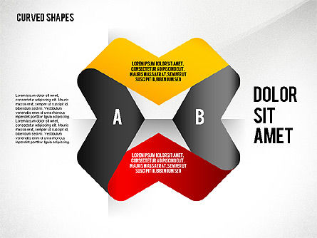 Stage Diagrams: Folded and Curved Ribbons #02481