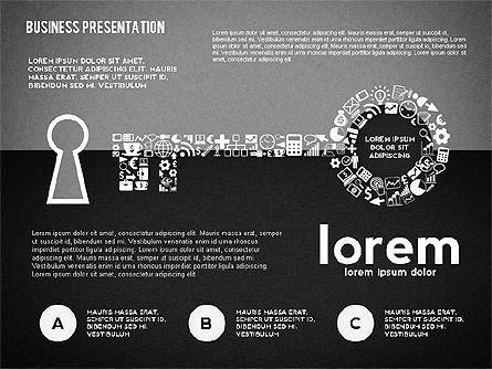 Project Concept Presentation Template, Slide 10, 02491, Presentation Templates — PoweredTemplate.com