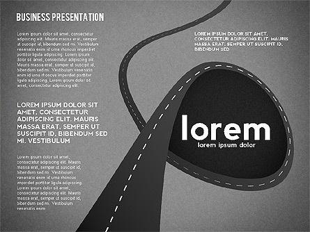 Project Concept Presentation Template, Slide 11, 02491, Presentation Templates — PoweredTemplate.com