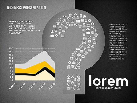 Project Concept Presentation Template, Slide 12, 02491, Presentation Templates — PoweredTemplate.com