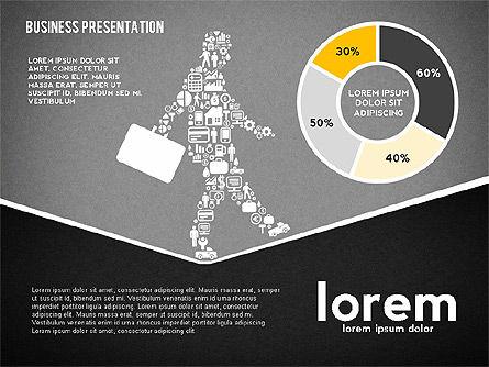 Project Concept Presentation Template, Slide 13, 02491, Presentation Templates — PoweredTemplate.com