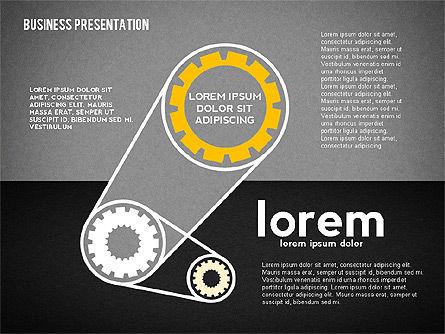 Project Concept Presentation Template, Slide 14, 02491, Presentation Templates — PoweredTemplate.com