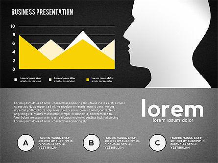 Project Concept Presentation Template, Slide 16, 02491, Presentation Templates — PoweredTemplate.com