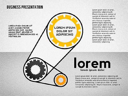 Project Concept Presentation Template, Slide 6, 02491, Presentation Templates — PoweredTemplate.com