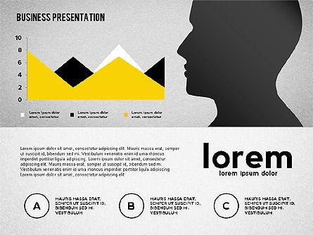 Project Concept Presentation Template, Slide 8, 02491, Presentation Templates — PoweredTemplate.com