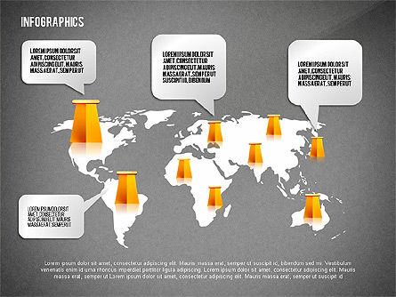 Atomic Energy Ingfographics, Slide 13, 02503, Infographics — PoweredTemplate.com