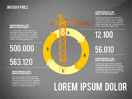 Atomic Energy Ingfographics, Slide 16, 02503, Infographics — PoweredTemplate.com