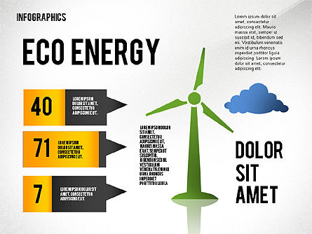 Atomic Energy Ingfographics, Slide 2, 02503, Infographics — PoweredTemplate.com